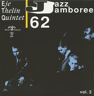 Eje Thelin Quintet - Jazz Jamboree 1962 Vol.2 - Vinyl Jazz