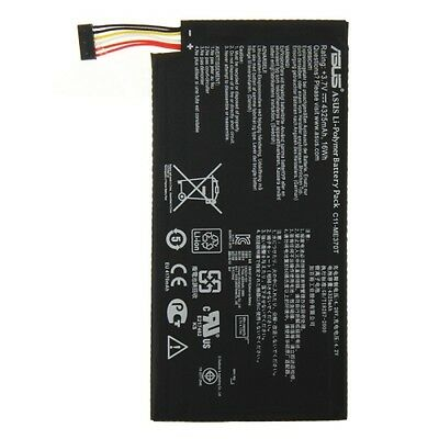 Genuine Replacement Battery for Asus Google Nexus 7 Tablet C11-ME370T 4325mAh