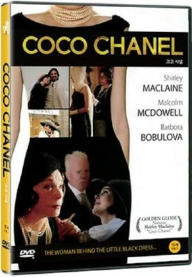 Coco Chanel (2008) - Malcolm McDowell DVD *NEW
