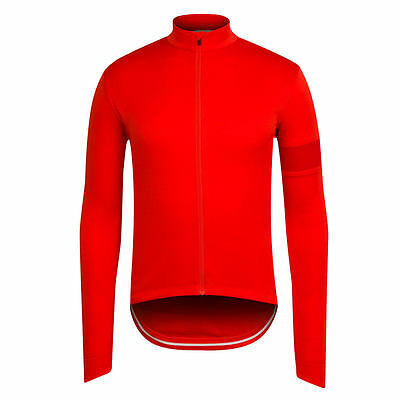 Rapha Long sleeve jersey Top Orange. Size XS. NEW