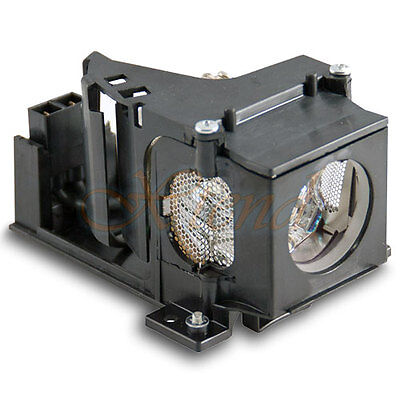 Power by Ushio Replacement Lamp Assembly with Genuine Original OEM Bulb Inside for Eiki EK-301W Projector