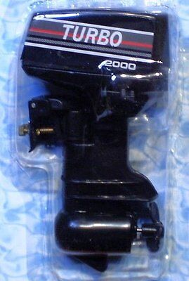 Hi-speed Outboard Motor: Hobby's Battery Operated R1004 for model boats