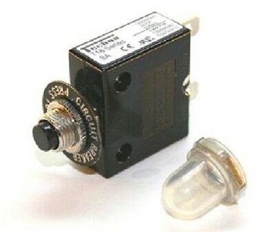 10A Circuit Breaker Supplied With Splashproof Dust Cap Techna T16 Thermal