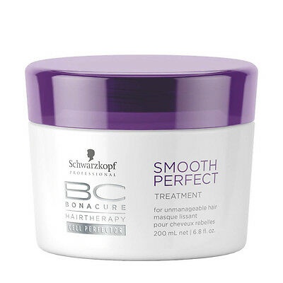 Masque Lissant Smooth Perfect Bonacure Schwarzkopf 200 ml