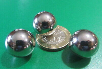 440C Stainless Steel Ball 18 mm Dia,  3 pcs