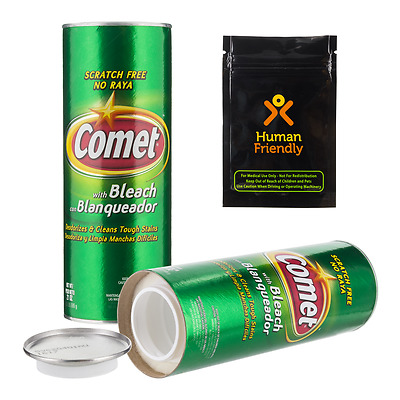 Comet Bleach Cleaner Diversion Safe Stash Hollow Container 21 oz - FREE 2-3 DAY