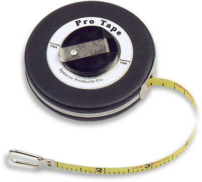 Spencer Yellow-Clad Diameter Tape with Ring End Model SP50DC