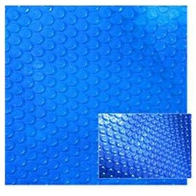 Protech PRO1632STD 16' x 32' Standard Rectangle Bubble Pool Solar Cover - Blue