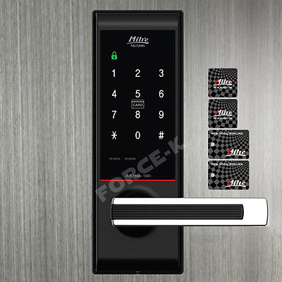 Milre keyless Lock MI-5200S Digital Doorlock Electronic Security Entry RFID 2Way