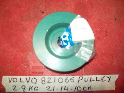 Volvo Penta pulley 821065 Extra Drive Take off PTO
