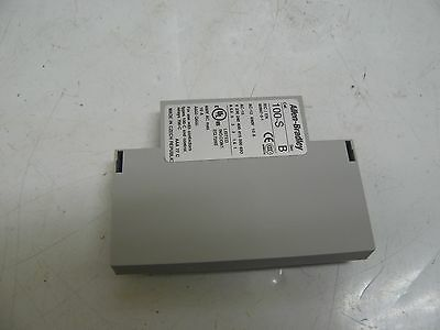 New Allen Bradley 100-Sb01 Series B Auxiliary Contact Block, Side Mounting