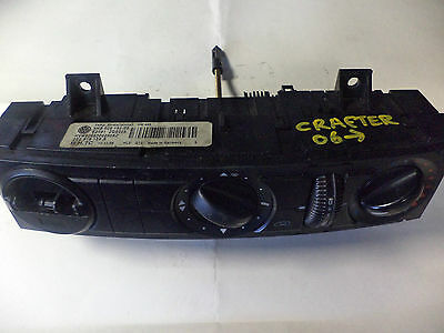 *vw Crafter 2006-On Heater Climate Control Panel 2E2919158A