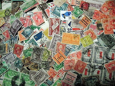 USA (75++) Stamp Mixture 1880's to 1960's horde, collection lot,  great value.