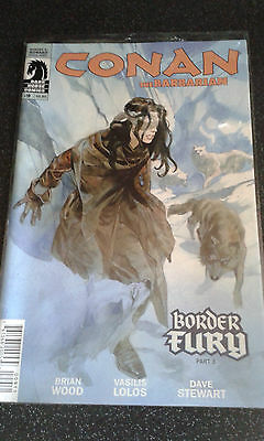 Conan The Barbarian Issue 9
