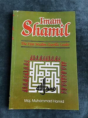 Imam Shamil The First Muslim Guerilla Leader Book 156 Pages English