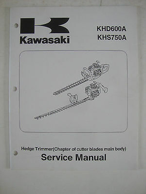 kawasaki repair manual td33