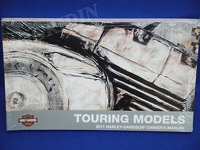 2011 Harley touring road king electra glide road glide street flhx owners manual