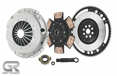 Stage 3 Clutch Kit + Forged Chromoly Flywheel fits Nissan Silvia S13 S14 SR20DET