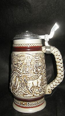 Beer Stein Avon Western Round Up