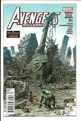Avengers: Millennium # 4 (June 2015), Nm/m New