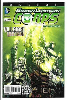 Green Lantern Corps Annual # 2 (March 2014), Nm