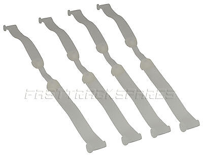 Genuine Fisher & Paykel Washing Machine Straight Strap Mould Pack of 4: 420978P