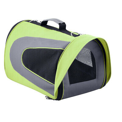 Pet Carrier Dog Cat Soft Crate Cage Portable Kennel Foldable Travel Bag Large