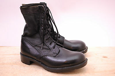 rare british army DMS JUNGLE BOOTS Size 7 Large