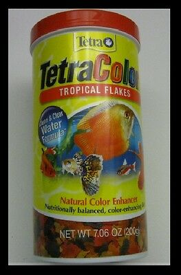 TetraColor Tropical Flakes by Tetra 16162 FREE SHIPPING NEW