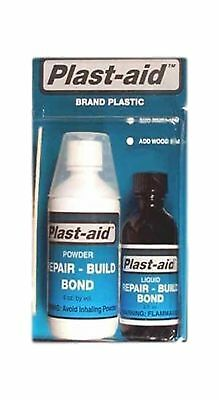 Plast-Aid 80400 Plastic Pool Part Repair Kit 6 Oz.