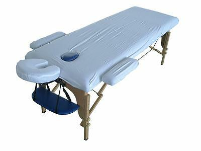 TWO COVER SETs for Massage Couch Table Side Arms Face Cradle COVER SETs