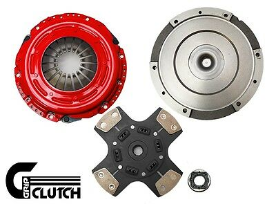 Grip Stage 4 Extreme Clutch & Flywheel Kit Dodge Neon 2.4L Srt-4 Turbo (2500Lbs)