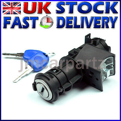 FIAT PUNTO MK2 1999 - PALIO MK2 2001-2004 Ignition Switch Lock Barrel & Keys NEW