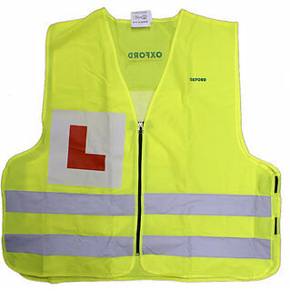 Oxford motorcycle Learner Vest XL XXL