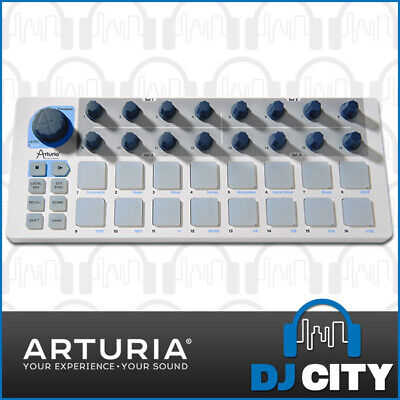 Arturia Beatstep Pad Controller with CV Gate Beat Step Sequencer NEW! DJ City