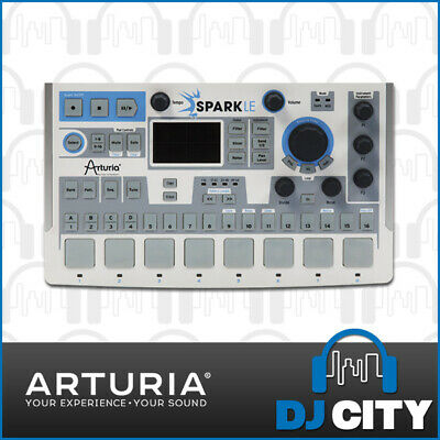 Spark LE Arturia Hybrid Drum Machine Sampler Synthesiser Midi Controller with...