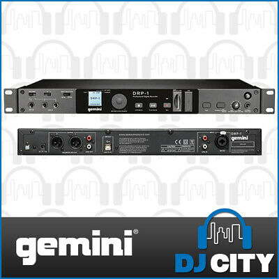 Digital Rackmount Recorder - Great for live recordings direct to SD card or U...
