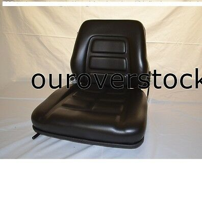 SUSPENSION FORKLIFT SEAT w Switch. MITSUBISHI HYSTER YALE NISSAN CROWN TAYLOR