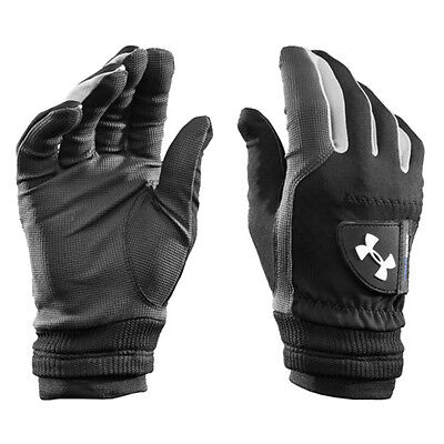 Under Armour ColdGear® Golf Glove Handschuhe 1237352 Schwarz