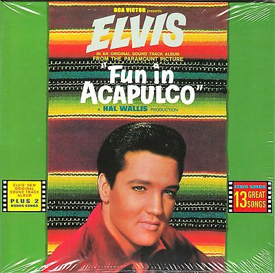 Elvis Presley Fun in Acapulco - FTD 24 NEW AND SEALED