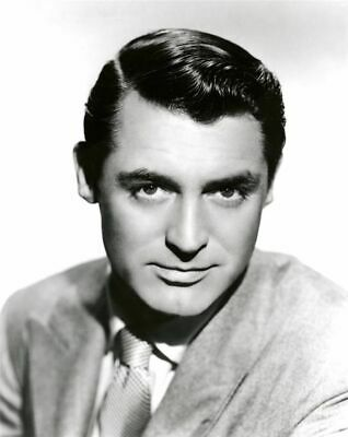 Cary Grant Classic Black & White Art Print Photo Portrait Movie Film Actor A4