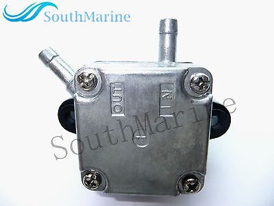 Fuel Pump for Yamaha 4-Stroke 9.9HP 15HP Outboard Motor 66M-24410-10-00  / 11-00