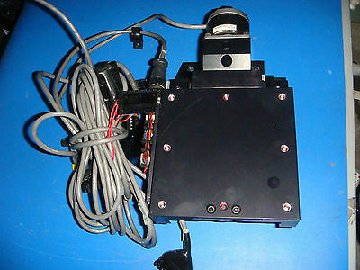 Parker 008-7466, 106041C-10E XY Stage Steppers *PL20