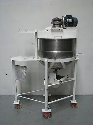 Industrial Commericial Jacketed Stainless Steel Mixing Tank Bowl Mixer - 135L