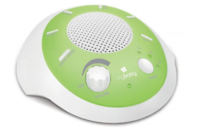 Homedics Portable Baby toy Cot SoundSpa Sounds Musical Lullaby Heartbeat Ocean