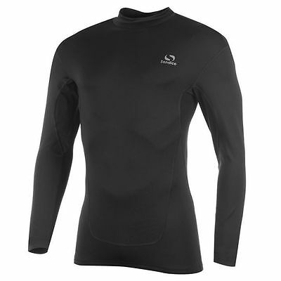 Sondico Football/Rugby Baselayer/Base Layer Undershirt/Skins/Shirt/Top 7-12 yrs