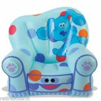 ❤️ NEW BLUES CLUES TALKING SILLY SEAT  (in Box) ❤️