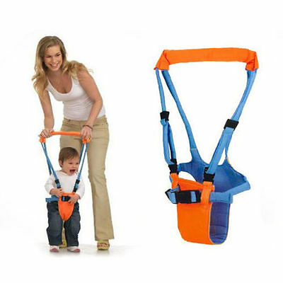 Baby Toddler Kid Harness Bouncer Jumper Learn To Moon Walk Walker Assistant HP