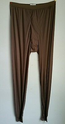 Military Issue Long Johns Thermal Bottoms US Army Surplus