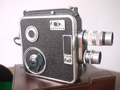 mecahnical meopta super 8mm  Meopta Admira 8IIa 8mm cine camera